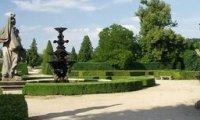 Lenický zámecký park